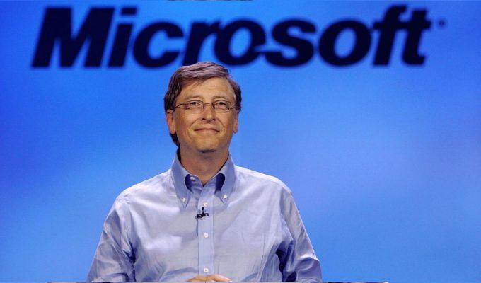 Bill Gates Bio