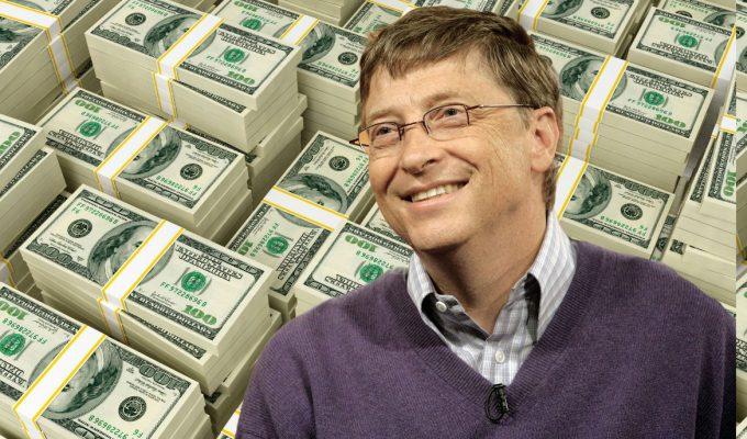 Per Second Earnings of Bill Gatess