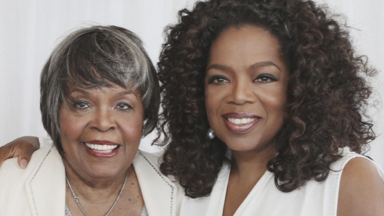 Inside Oprah Winfrey's Relationship With Her Mom Vernita Lee - YouTube
