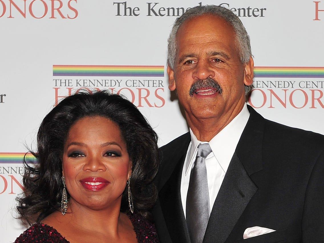 Inside the relationship of Oprah