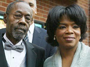 Oprah Winfrey and father | Oprah winfrey family, Oprah winfrey, Oprah